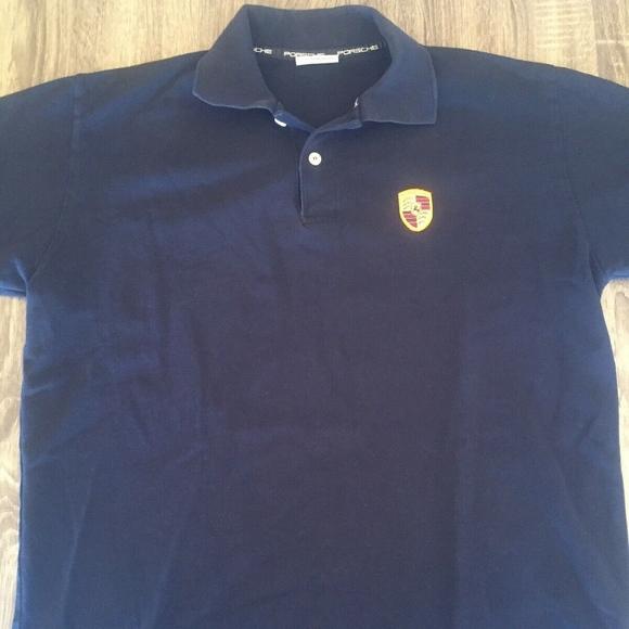 85c5d4ef Porsche Design Shirts   Drivers Selection Black Short Sleev   Poshmark